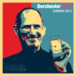 Dorchester Arts Summer events Brochure Cover