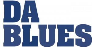 DA Blues logo