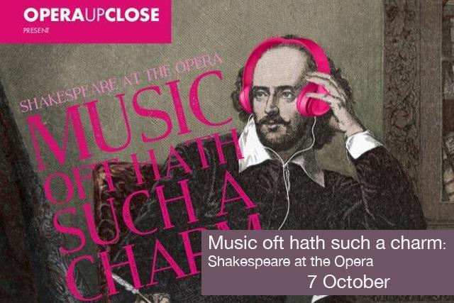 Music oft Hath Such A Charm